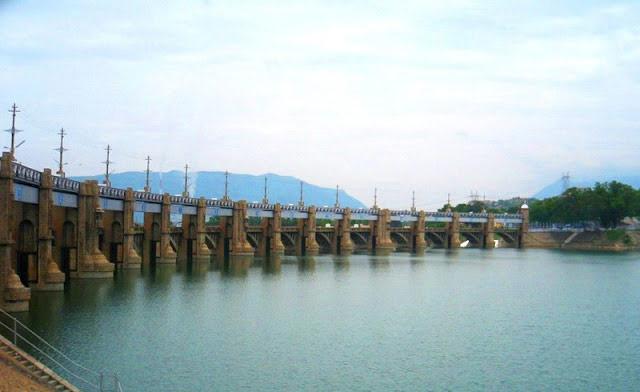 Mettur Dam –  Hogenakkal (Tamilnadu)