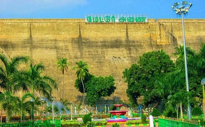 Mettur Dam: The Lifeline of Tamil Nadu